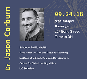 Hemson Simpson Lecture Series: Cities for Life