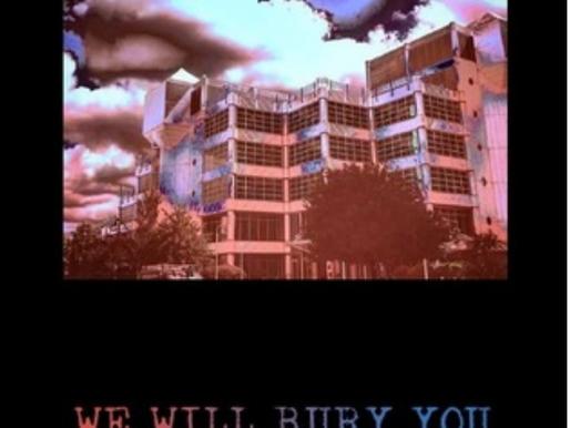 Verity Spott WE WILL BURY YOU (2017)