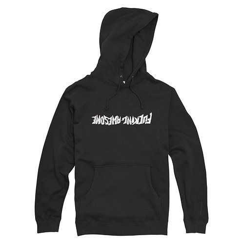 Fucking Awesome Inverted Embroidered Hoodie