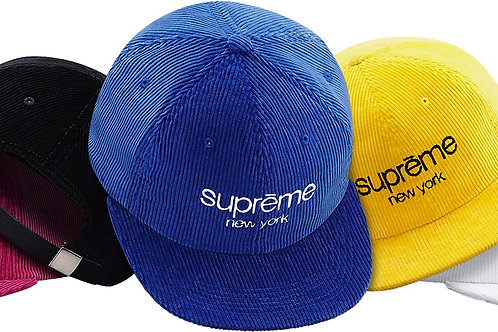 Supreme Classic 6 Panel