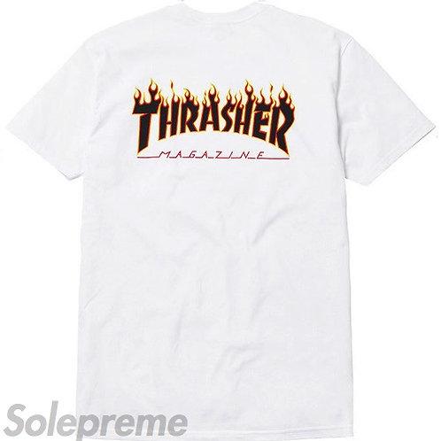 Supreme x Thrasher Tee
