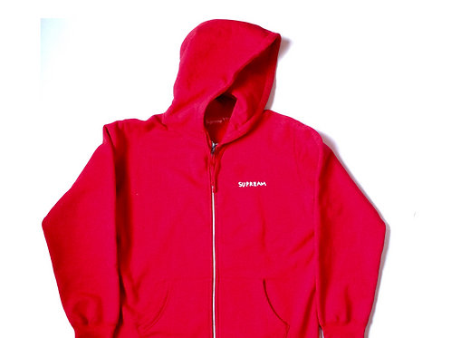 """Supreme """"Piss Face"""" Hoodie"""