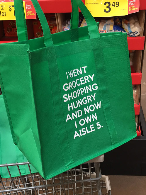 Reusable Grocery Bags (5)