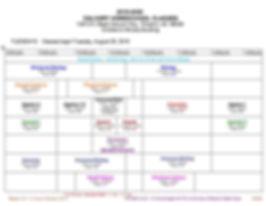 Calvary Homeschool 2019-2020 Classes Sch