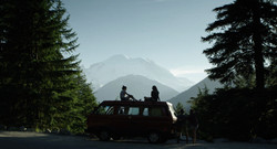 Visit Rainier Centennial Ad Campaign