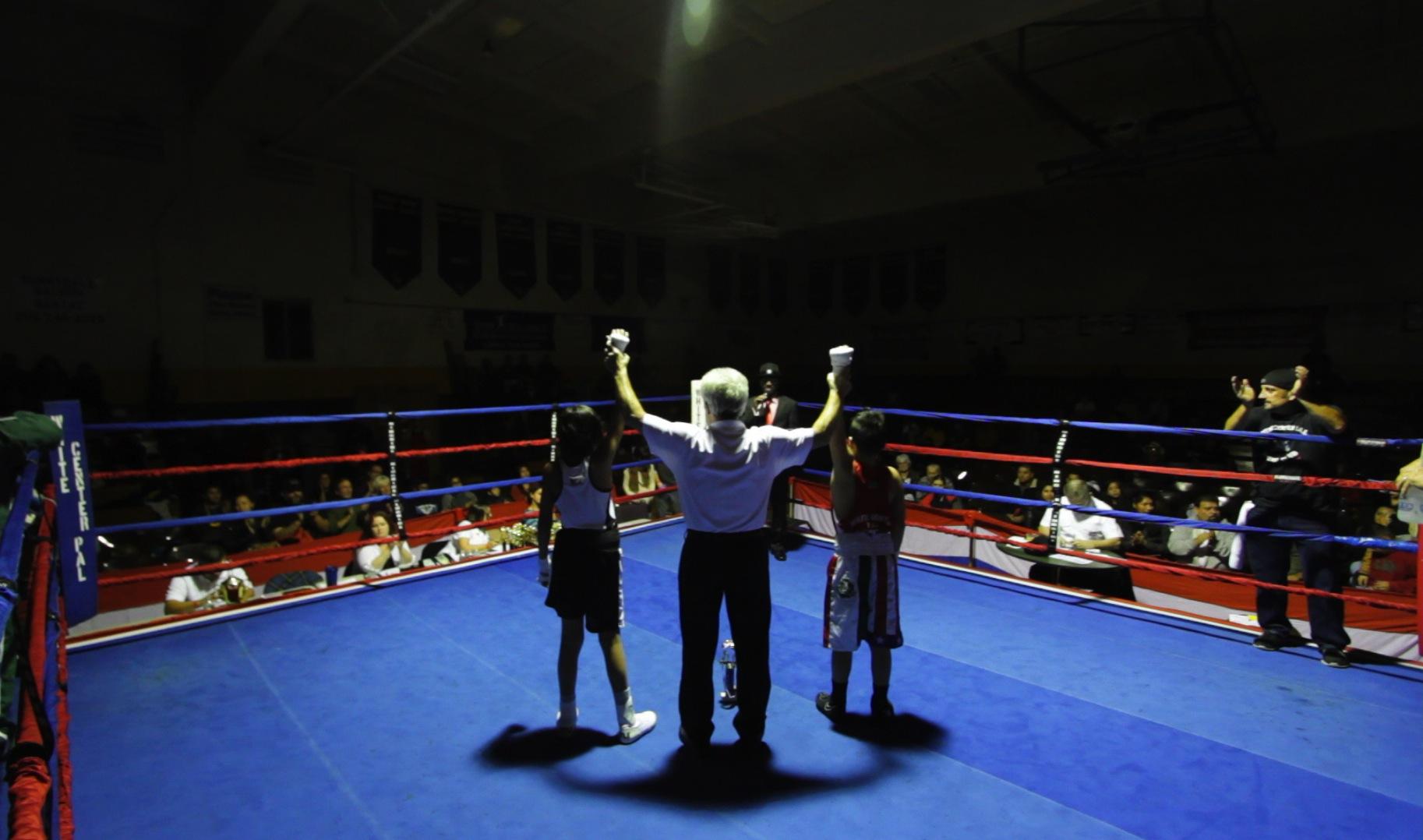 White Center PAL Boxing Gym