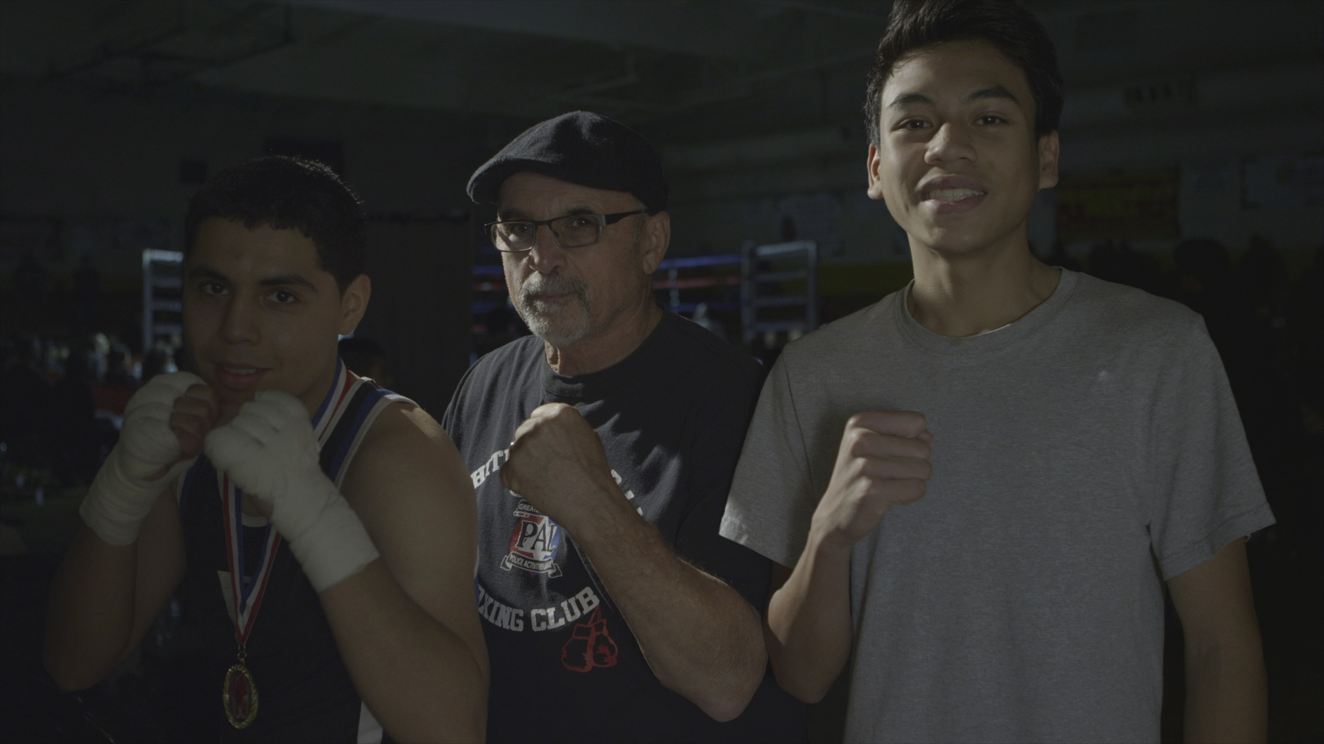 White Center Boxing Gym for PBS