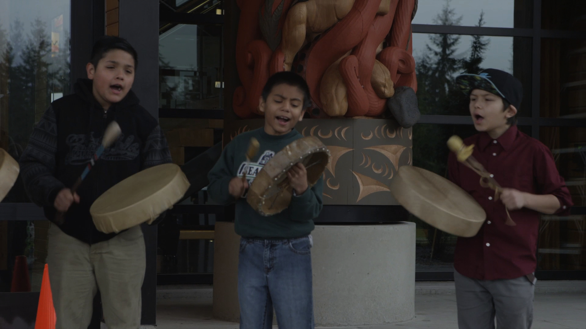 Tulalip Singers, 'Different One' PBS