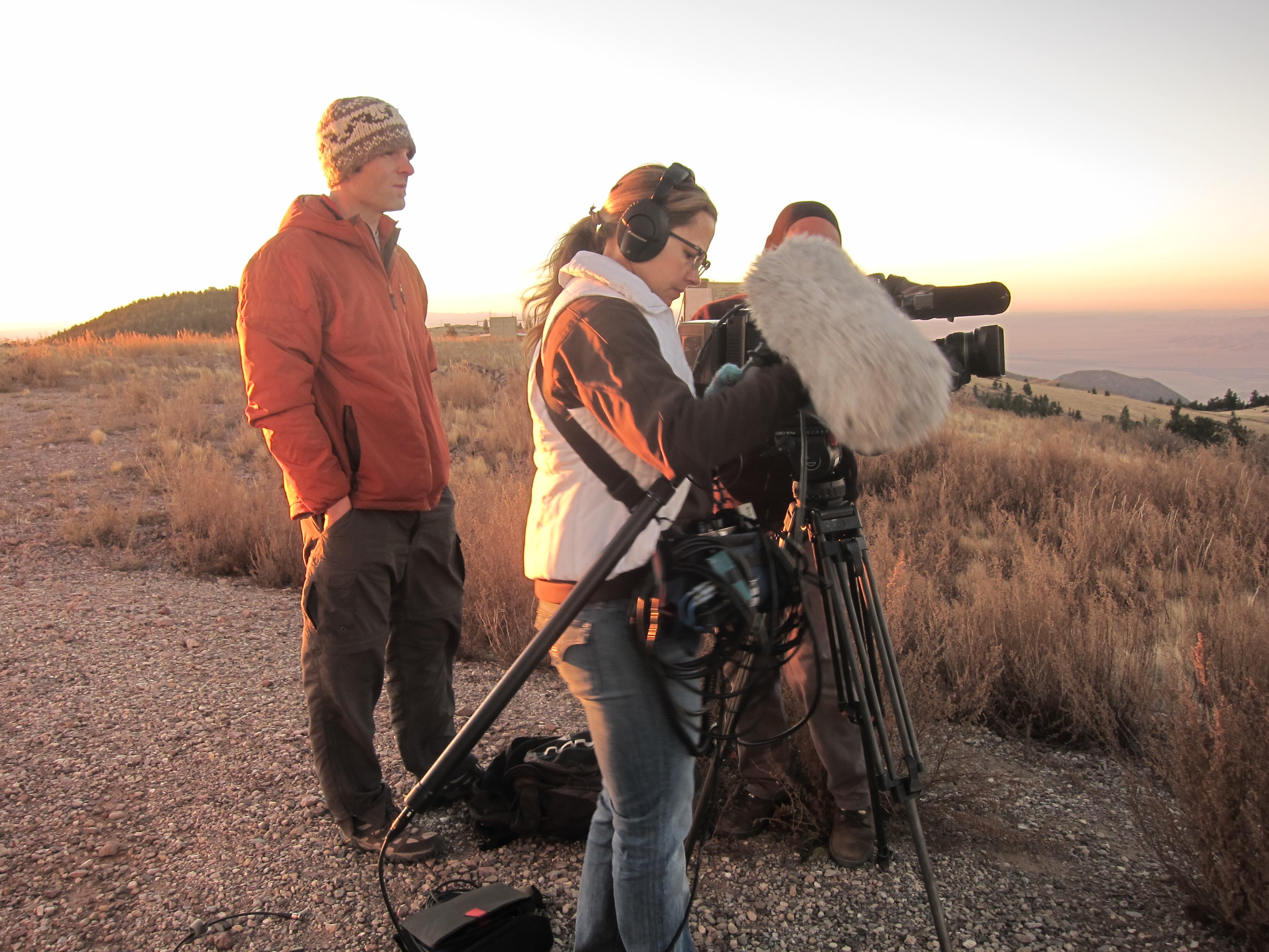 Magdalena Ridge Telescope, NM