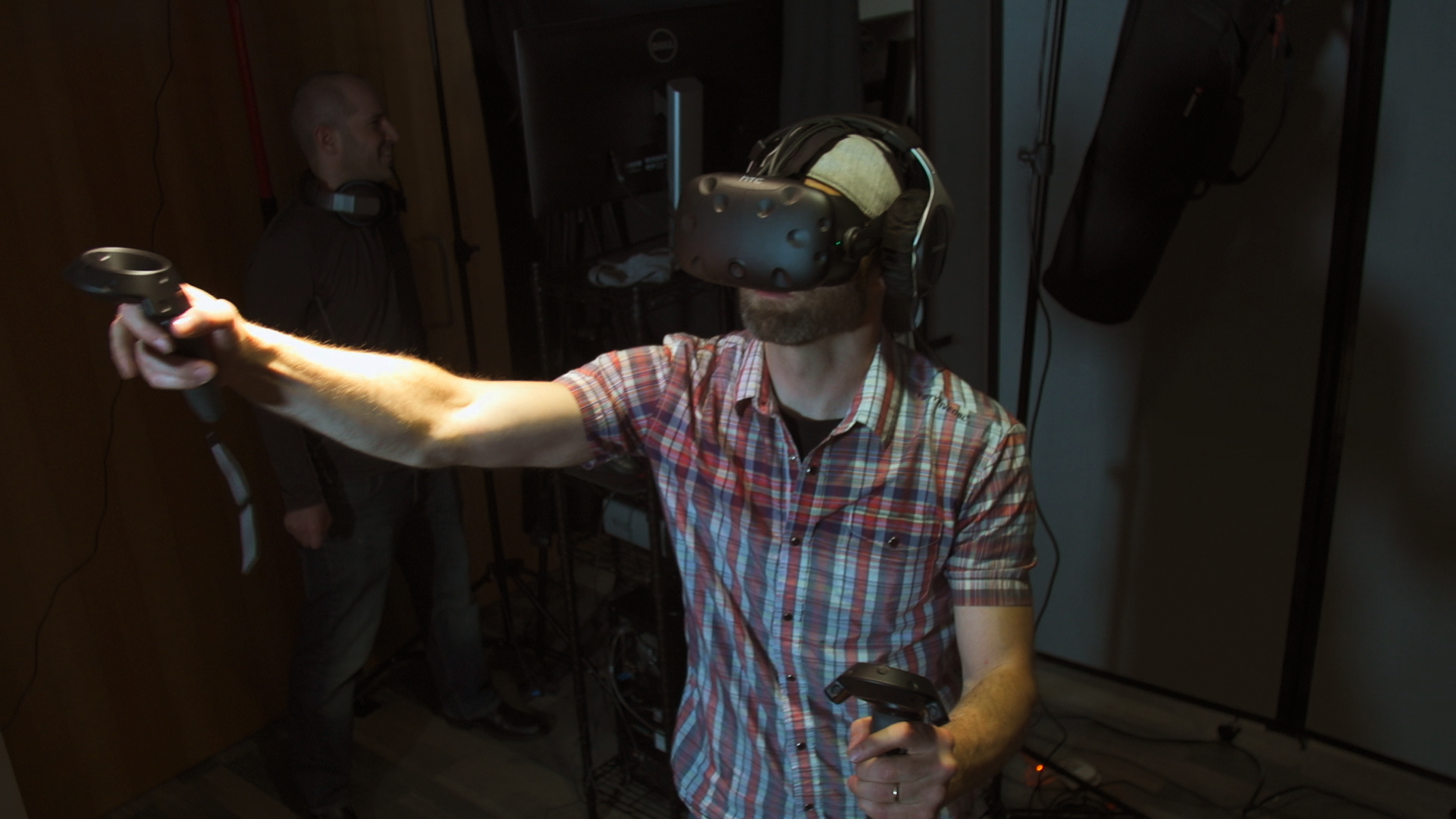 'Creating the VR Experience', PBS