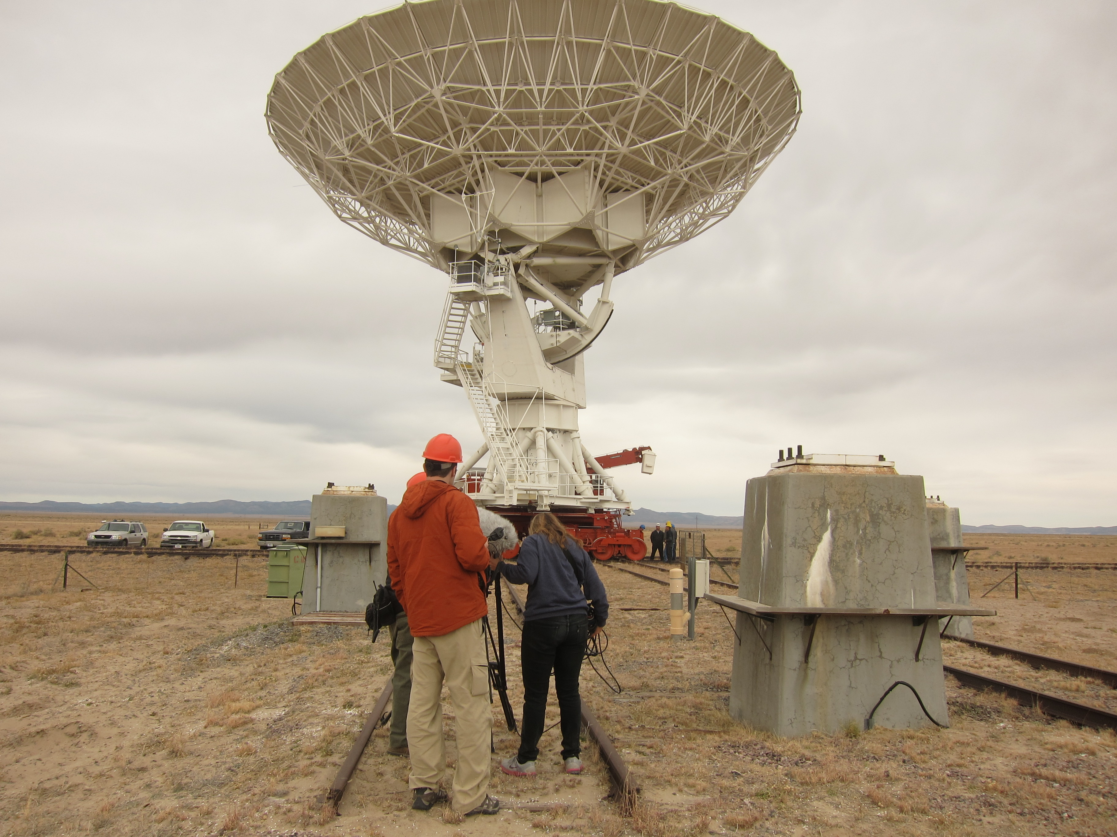 'Beyond the Visible' VLA, NM