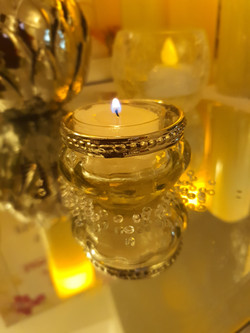 Solitaire Tealight