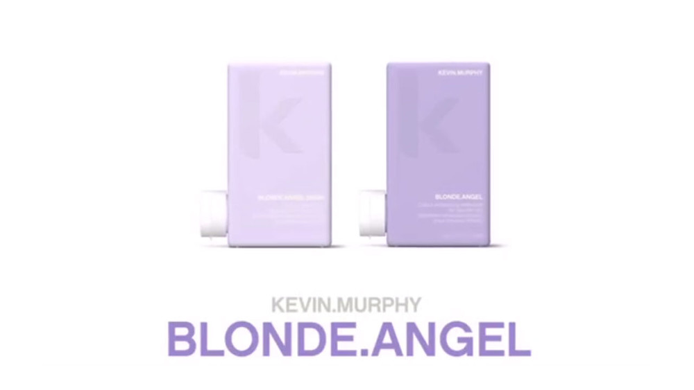 Blond Angel Duo Kevin Murphy