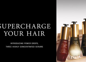 Oribe Power Drops at Crown Hair Salon
