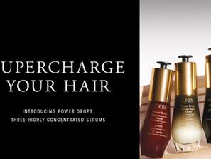 Oribe Power Drops at Crown Hair Salon