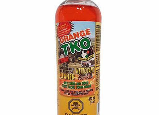 473 ML Bottle Orange TKO Cleaner/Degreaser