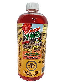 1L Bottle Orange TKO Cleaner/Degreaser