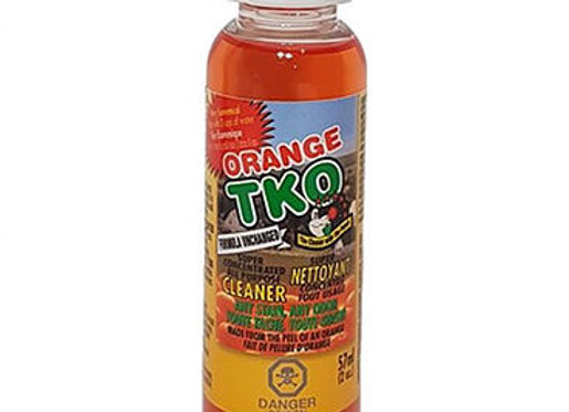 57 ML Bottle Orange TKO Cleaner/Degreaser