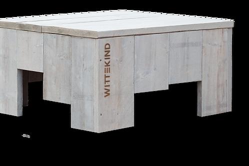 Grauer Tisch