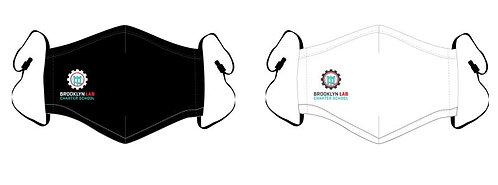 Reusable Cloth Masks (Custom Color & Print)