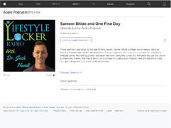 Lifestyle locker radio podcast