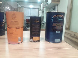 real paper cannisters