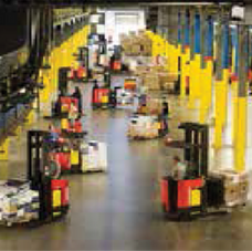 INFRA-LOGISTICS AND MATERIAL HANDLING
