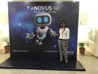 Photobooth at Website Launch of Novus X.0 - Producathon 2020
