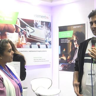 MR TUSHAR, ELEMENT14 INDIA PVT LTD