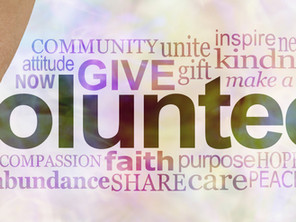 The Healing Power of Volunteering