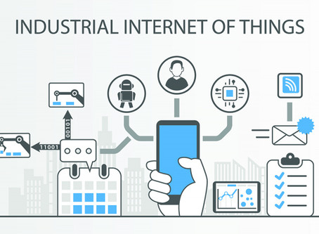 IIOT, THE FUTURE OF MANUFACTURING!