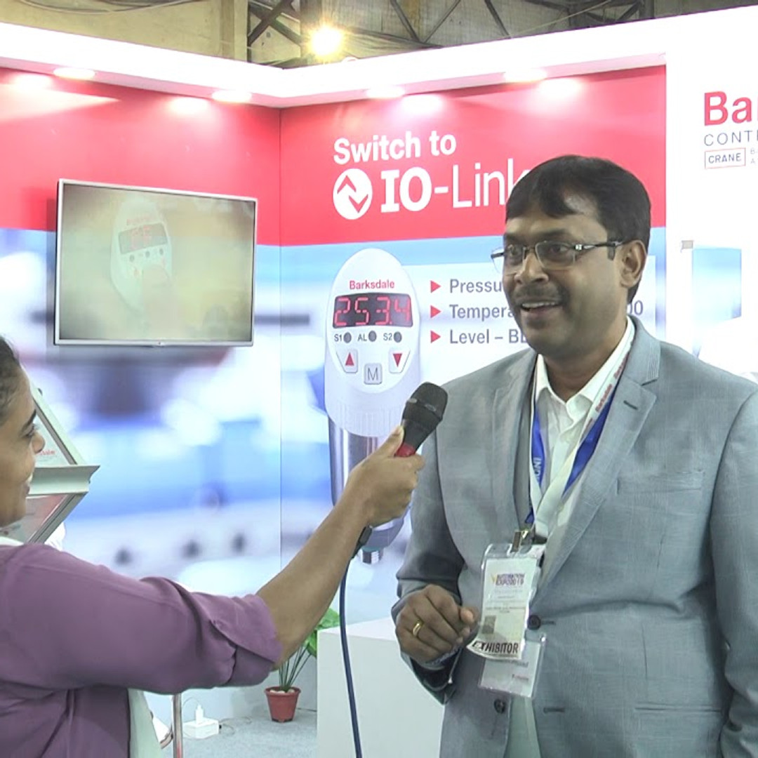 MR. ADARSH PRASAD, COUNTRY SALES MANAGER BARKSDALE GMBH