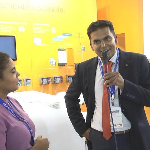 MR JHANKAR DATTA, MANAGING DIRECTOR B & R INDUSTRIAL AUTOMATION
