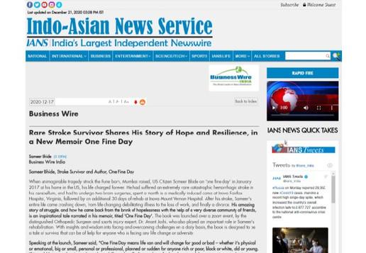 Indi-Asian News Service