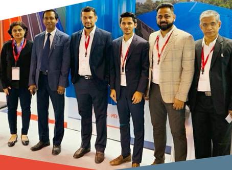 Oralium at the Roof India Exhibition 2019