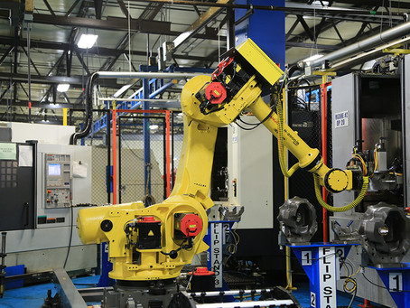 Automation helps manufacturing to become sustainable and energy efficient