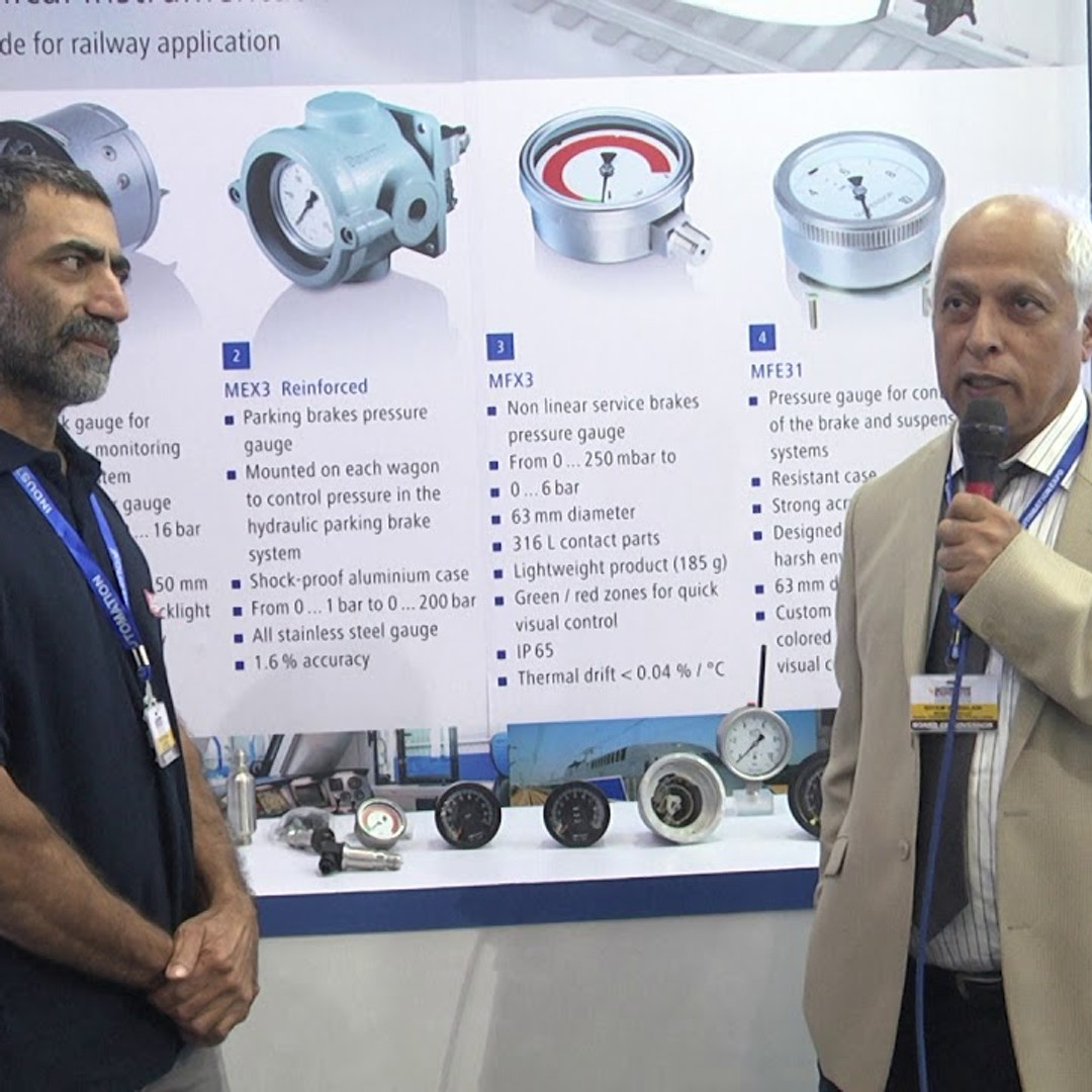 MR SHYAM WARLINANI, BAUMER TECHNOLOGIES INDIA PVT LTD