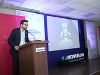 Mr. Yann BRILLAT - SAVARIN, EVP Group Strategy at the Novus X.0 inauguration