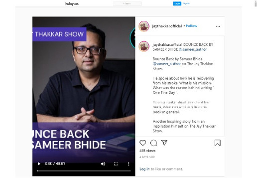 The Jay Thakkar Show