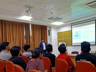 Seminar at Visvesvaraya National Institute of Technology