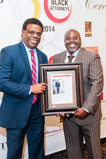 Top 50 Black Attorneys 2014