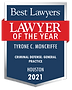 Best Lawyers - %22Lawyer of the Year%22