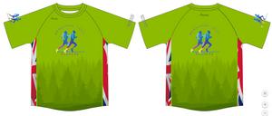Berkshire Trail Runners running shirts