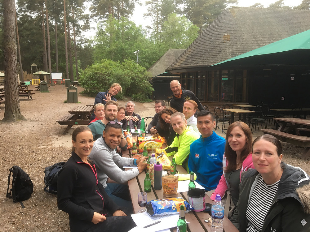 Inaugural AGM for the Berkshire Trail Runners
