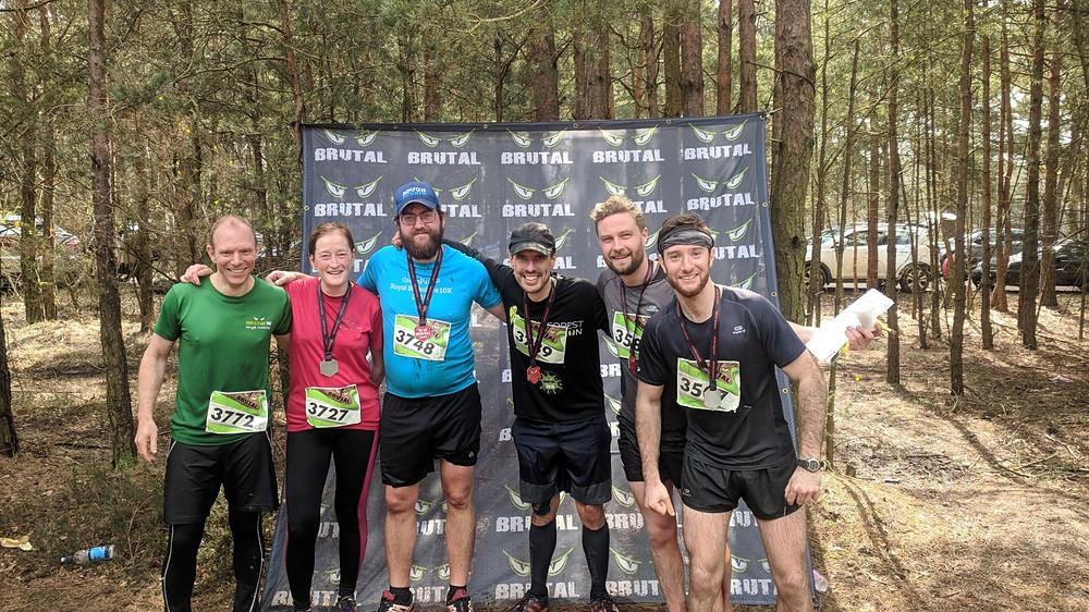 Berkshire Trail Runners @ Brutal