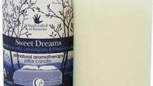 Sweet Dreams Pillar Candle