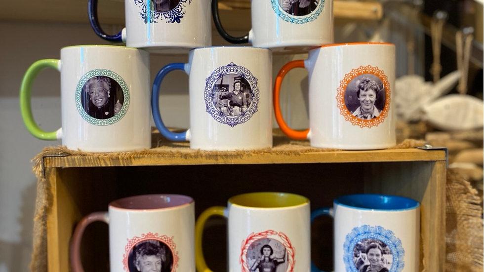 Women in Power Mugs