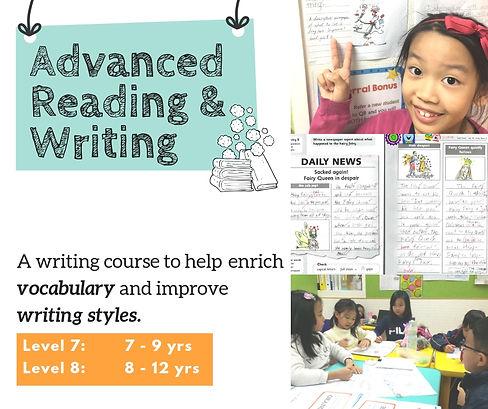 5-Advanced Reading & Writing_orange and
