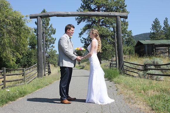 Mark & Jodie's Wedding