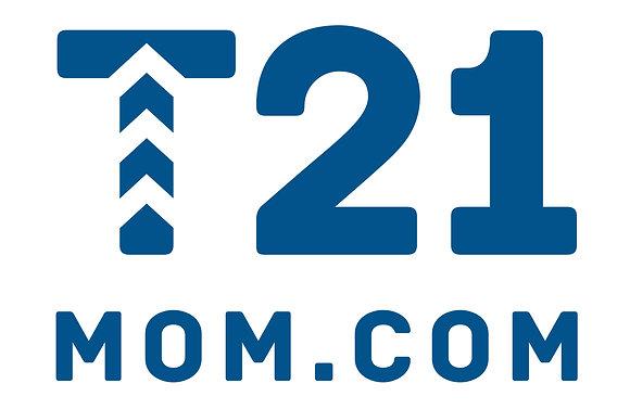 T21 Mom Branding